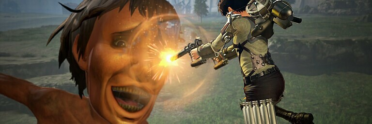 Attack on Titan 2: Final Battle - Vorschau / Preview