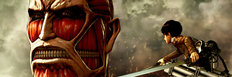Attack on Titan: Wings of Freedom - Test