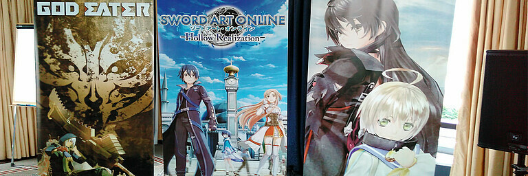 Sword Art Online, God Eater, Tales of Berseria - Special