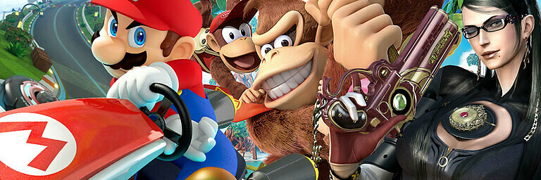 Feature: Top 5 Nintendo 3DS/Wii-U-Spiele (2014)
