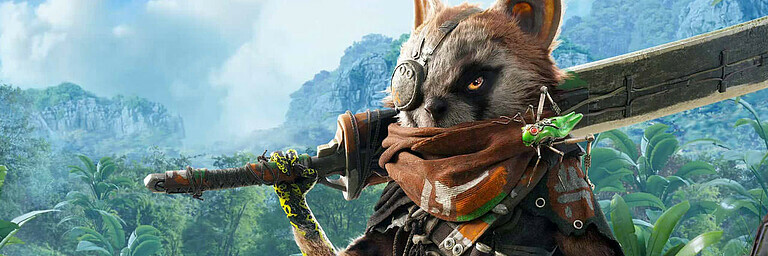 Biomutant - Vorschau / Preview