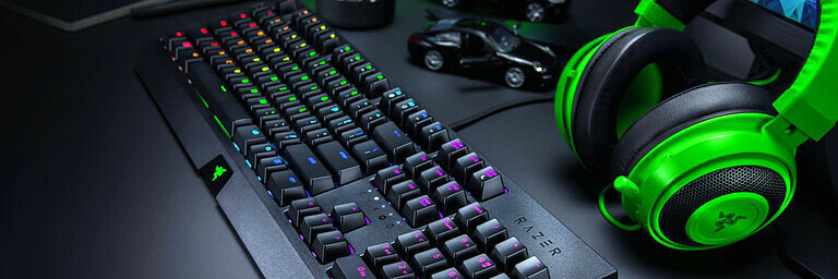 Razer BlackWidow - Test