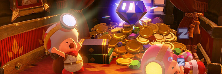 Captain Toad: Treasure Tracker: Spezial-Episode - Test / Review