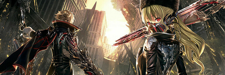 Code Vein - Test / Review