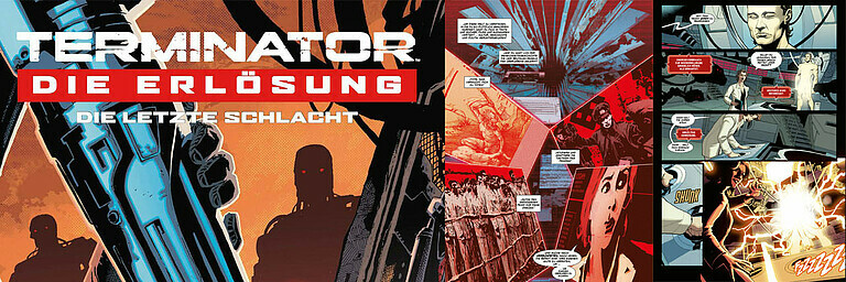 Terminator: Die Erlösung - Comic-Review