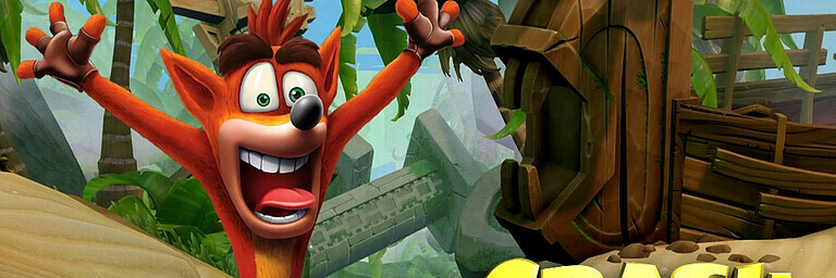 Crash Bandicoot: N-Sane Trilogy (Xbox One) - Test