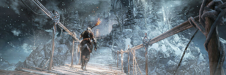 Dark Souls 3 - Ashes of Ariandel - Vorschau