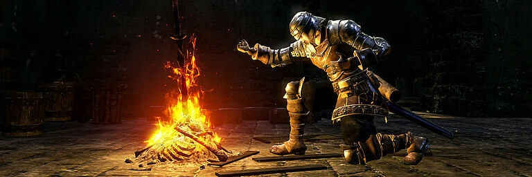 Dark Souls: Remastered - Test