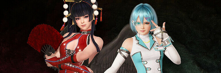 Dead or Alive 6 - Test / Review