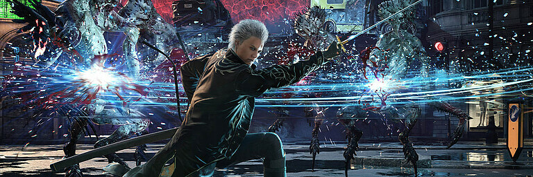 Devil May Cry 5: Special Edition - Test / Review
