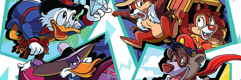 Disney Afternoon Collection - Test