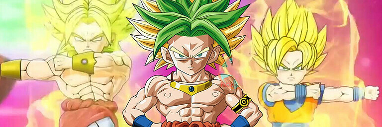 Dragon Ball Fusions - Test