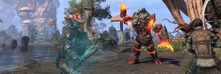 The Elder Scrolls Online: Morrowind - Test