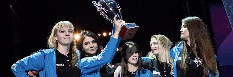 Feature: Frauen im E-Sport
