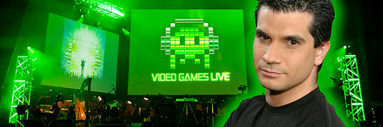 Video Games Live - Interview mit Tommy Tallarico