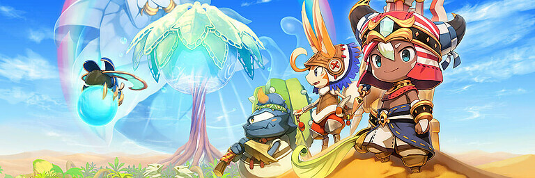 Ever Oasis - Test