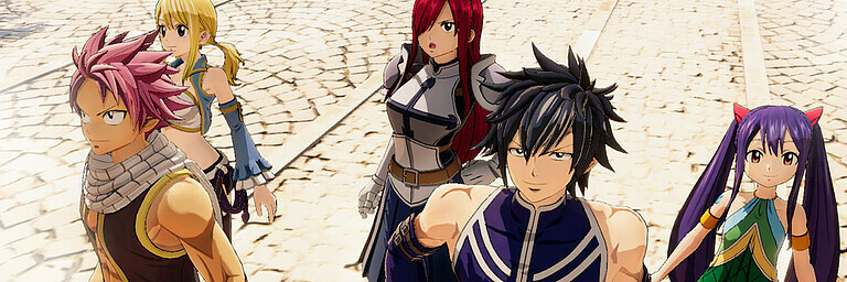 Fairy Tail - Vorschau / Preview