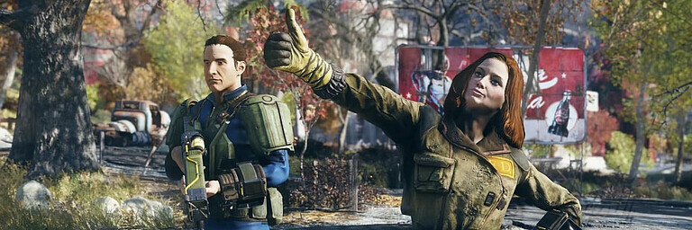 Fallout 76 - Test / Review