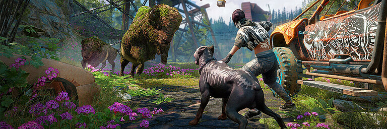 Far Cry: New Dawn - Test / Review