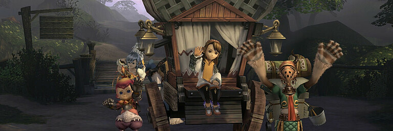 Crystal Chronicles Remastered - Test / Review