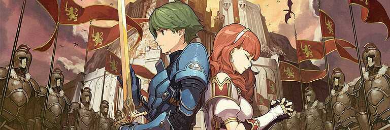 Fire Emblem Echoes: Shadows of Valentia - Test