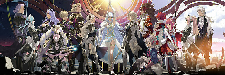 Fire Emblem Fates - Test