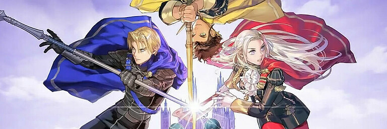 Fire Emblem: Three Houses - Test / Review