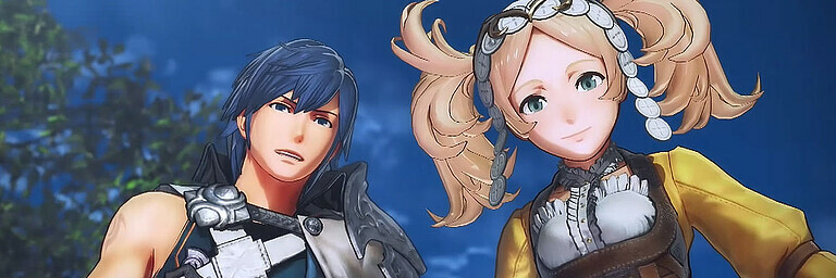 Fire Emblem Warriors (Switch)- Test