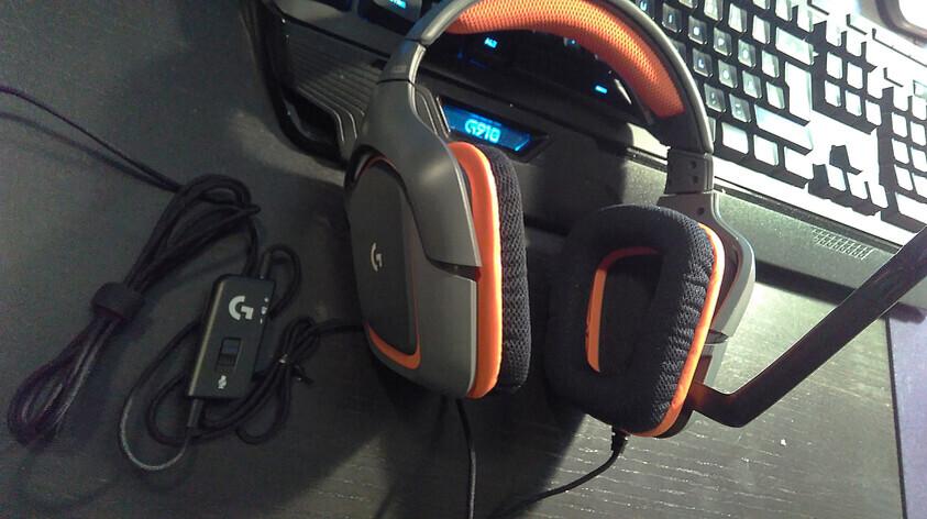 logitech g231 prodigy gaming headset test preiswert. Black Bedroom Furniture Sets. Home Design Ideas