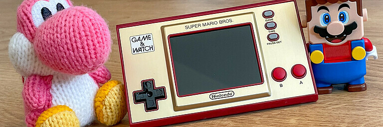 Game & Watch: Super Mario Bros. - Test / Review