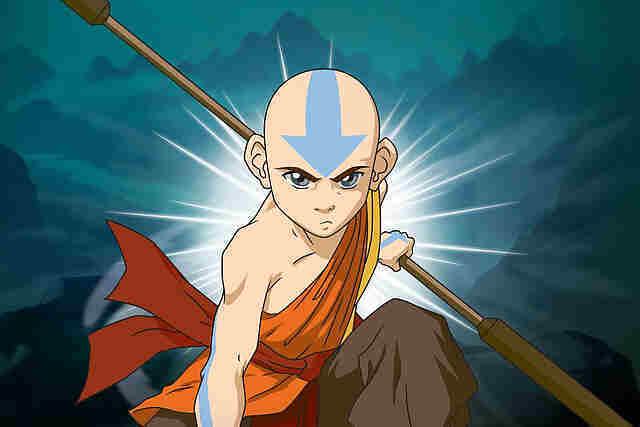 Neue Avatar Serie