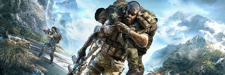 Ghost Recon Breakpoint : Test / Review