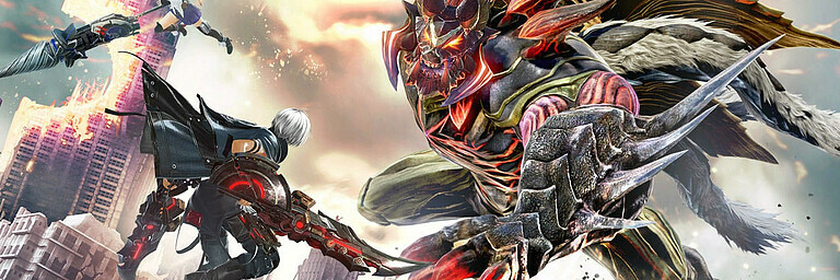 God Eater 3 - Test / Review