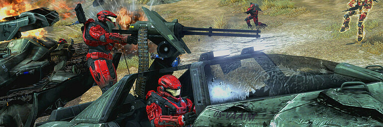 Halo: Reach - Test / Review