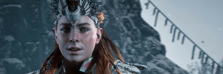 Horizon: Zero Dawn - Frozen Wilds (DLC) - Test