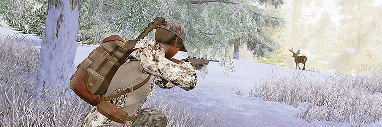 Hunting Simulator - Test