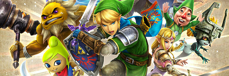 Hyrule Warriors Legends - Test