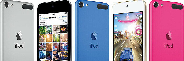iPod Touch (2015) - Hardware-Review