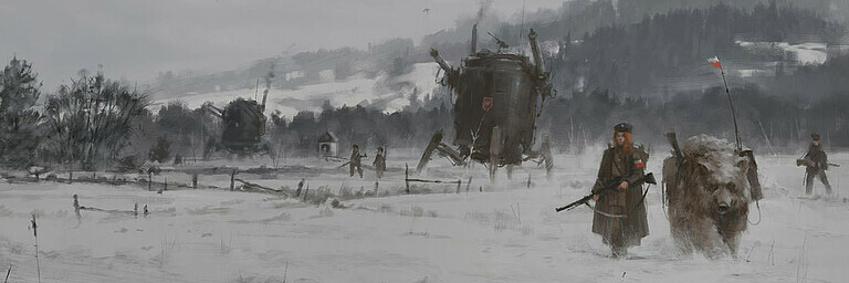 Iron Harvest - Vorschau / Preview