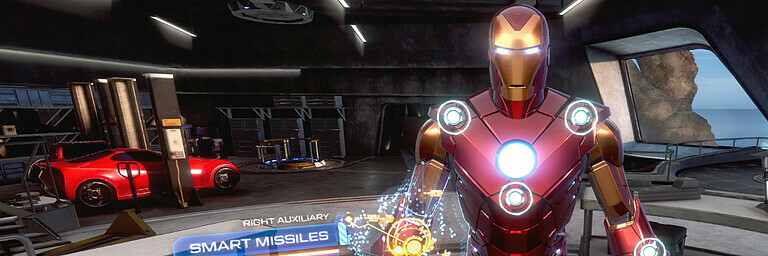 Marvel's Iron Man VR - Test/Review