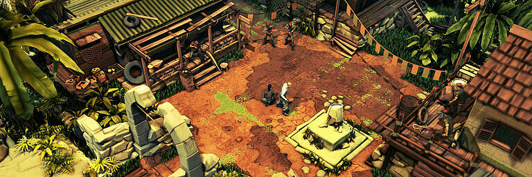 Jagged Alliance Rage! - Test / Review