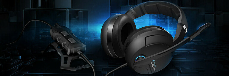 Headset Kave XTD 5.1 Analog im Test