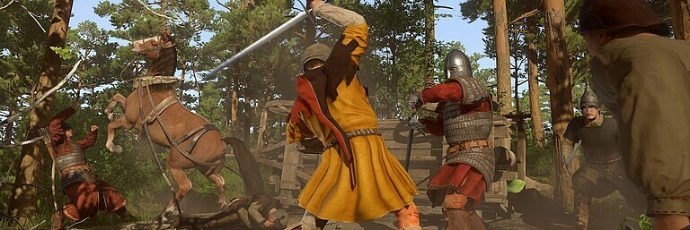 Kingdom Come: Deliverance - Vorschau