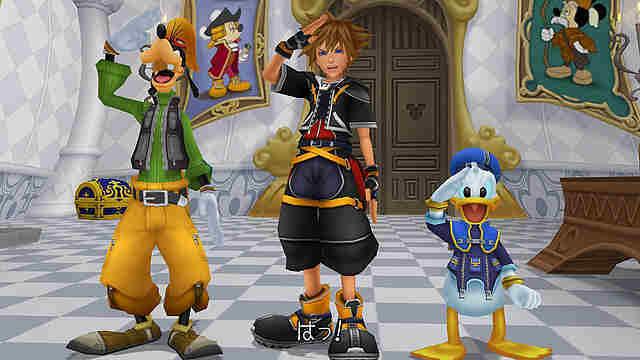 Kingdom Hearts Hd I 5 Ii 5 Remix Test Ein Herzhafter Deal