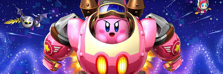 Kirby: Planet Robobot - Test