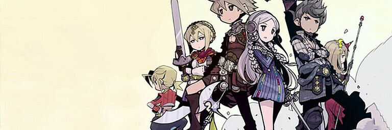The Legend of Legacy - Test