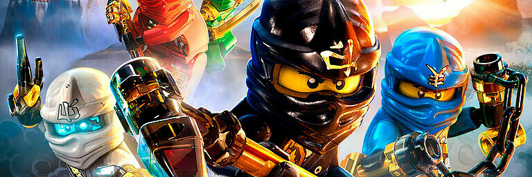 The LEGO Ninjago Movie Videogame - Test