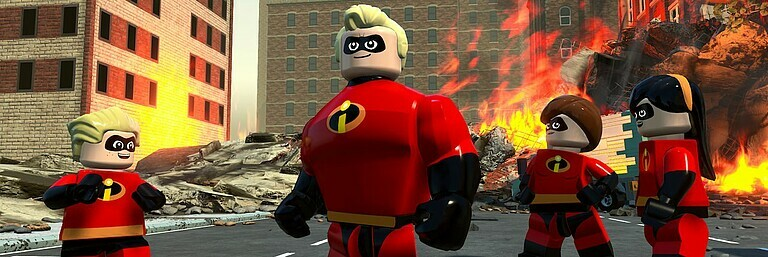 LEGO The Incredibles - Test