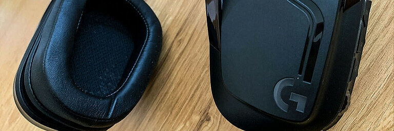 Logitech G935 Headset - Hardware-Review