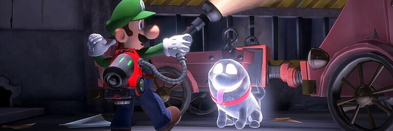 Luigi's Mansion 3 - Vorschau / Preview